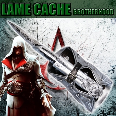 lame cache brotherhood
