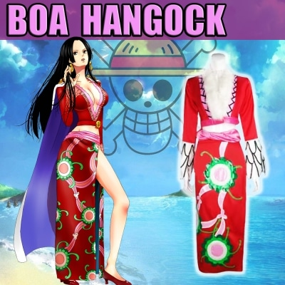 cosplay one piece boa hancock