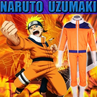 cosplay naruto enfant