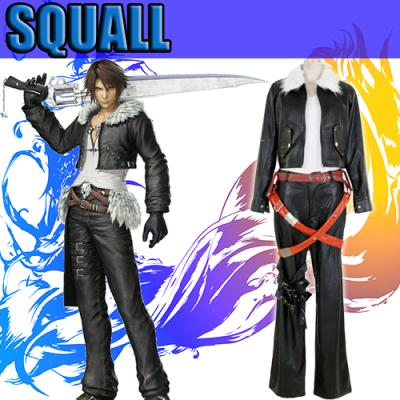 cosplay ff squall