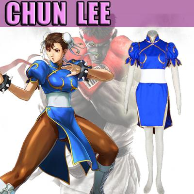 cosplay chun li street fighter