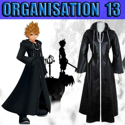 cosplay kingdom hearts organisation 13