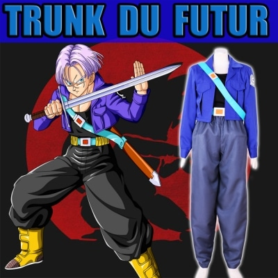 cosplay dragon ball trunk