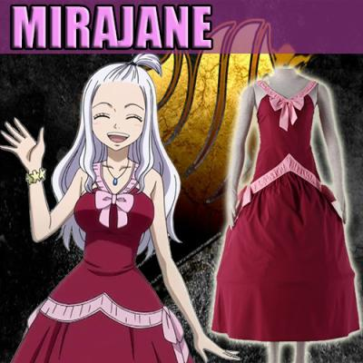 cosplay fairy tail mirajane