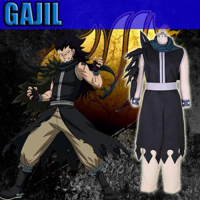 cosplay fairy tail gajeel