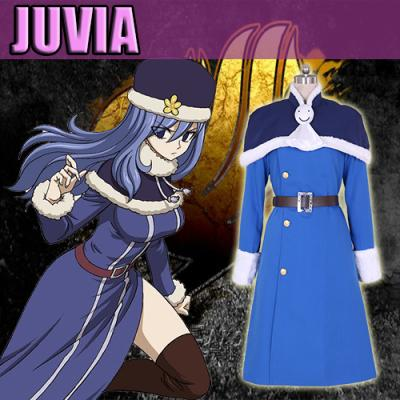 cosplay fairy tail jubia