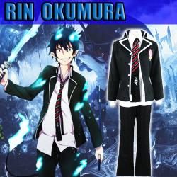 cosplay Blue exorcist