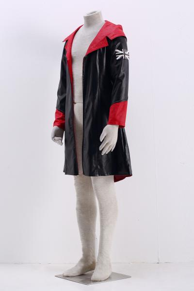 veste de dante dans devil may cry