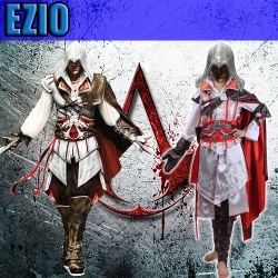 cosplay Assassins creed