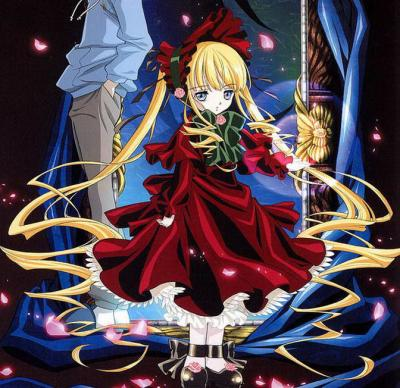 cosplay shinku