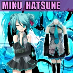 cosplay Vocaloid