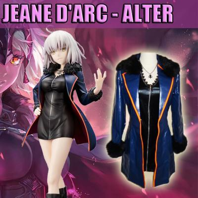 cosplay jeanne d'arc - alter
