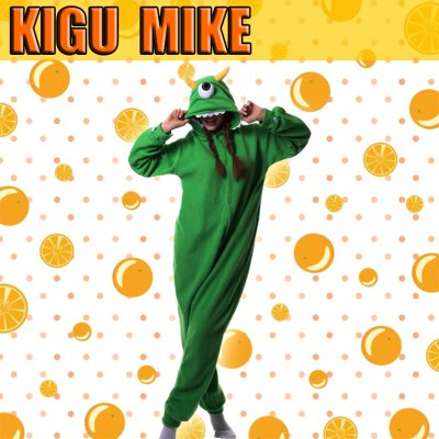 kigurumi monstre and co mike