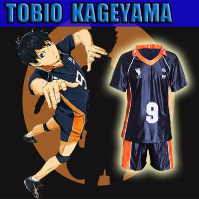 cosplay numero 9 haikyuu