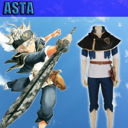 cosplay Black Clover