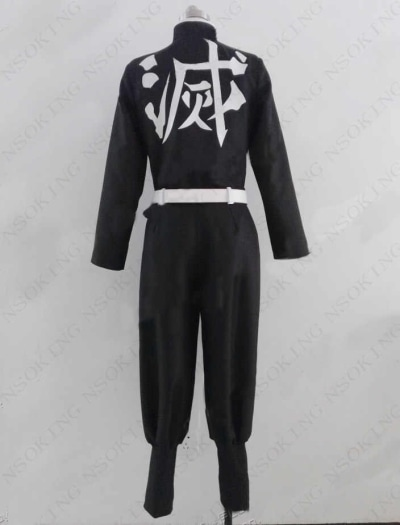 cosplay uniforme demon slayer