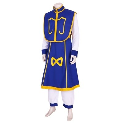 cosplay kurapika dans hunter x hunter