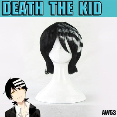 perruque soul eater death the kid  aw53