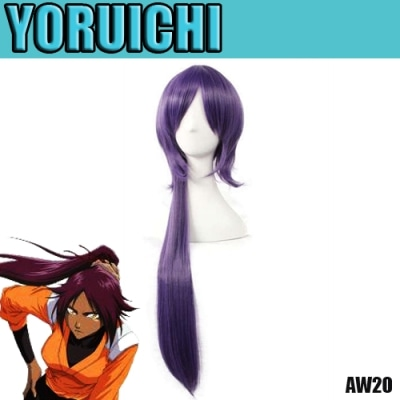 perruque bleach yoruichi aw20