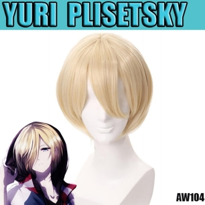 perruque yuri on ice yuri plisetsky aw104